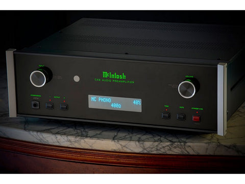 C49 Solid State 2-channel Preamplifier