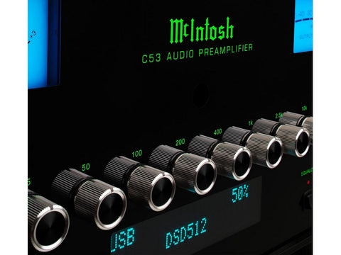 C53 Solid State 2-Channel Preamplifier