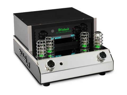C8 2-Channel Vacuum Tube Preamplifier