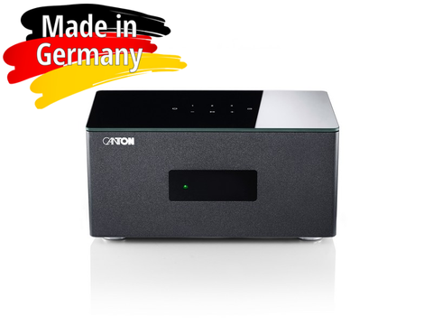 SMART AMP 5.1 Virtual Surround 2.1.2 System Black - Made in Germany