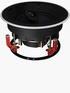 CCM662 In Ceiling Single Speaker 2-way System