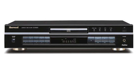 CD-5505 Single CD Player with USB Host