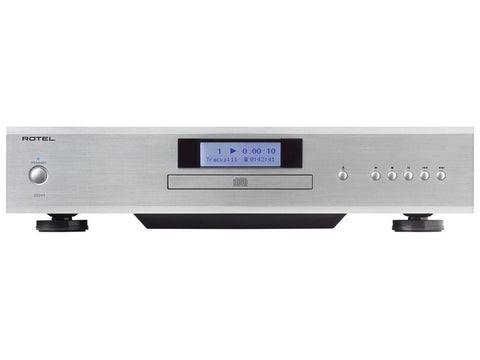 CD11 CD Player Silver