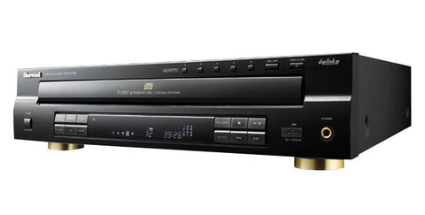 CDC-5506 5 Disc Carousel CD Player