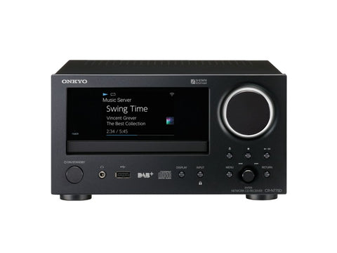 CR-N775D Network CD Receiver Black with DAB+