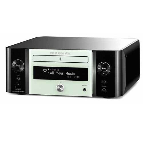 CR611 Wireless Network CD Receiver White Black