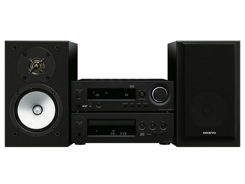CS-N1075D Network Compact CD Receiver Speaker System