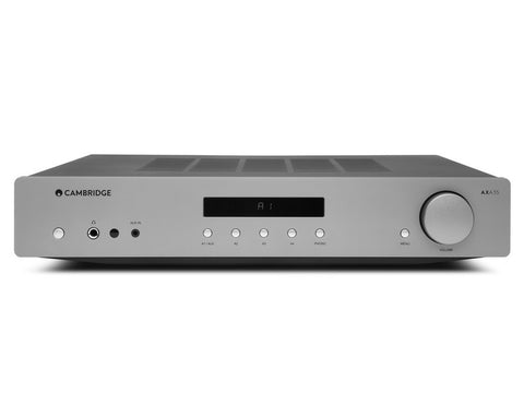 AXA35 Integrated Amplifier Built-in Phono-stage Luna Grey