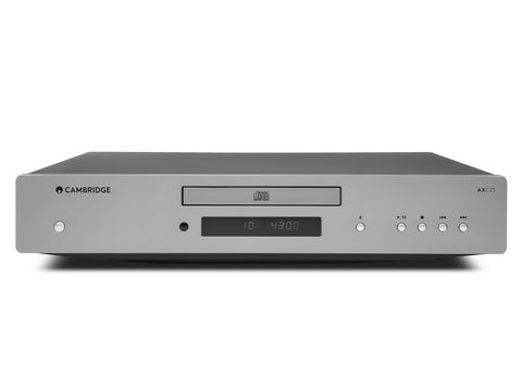AXC25 CD Player Luna Grey