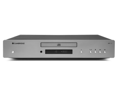AXC35 CD Player Luna Grey