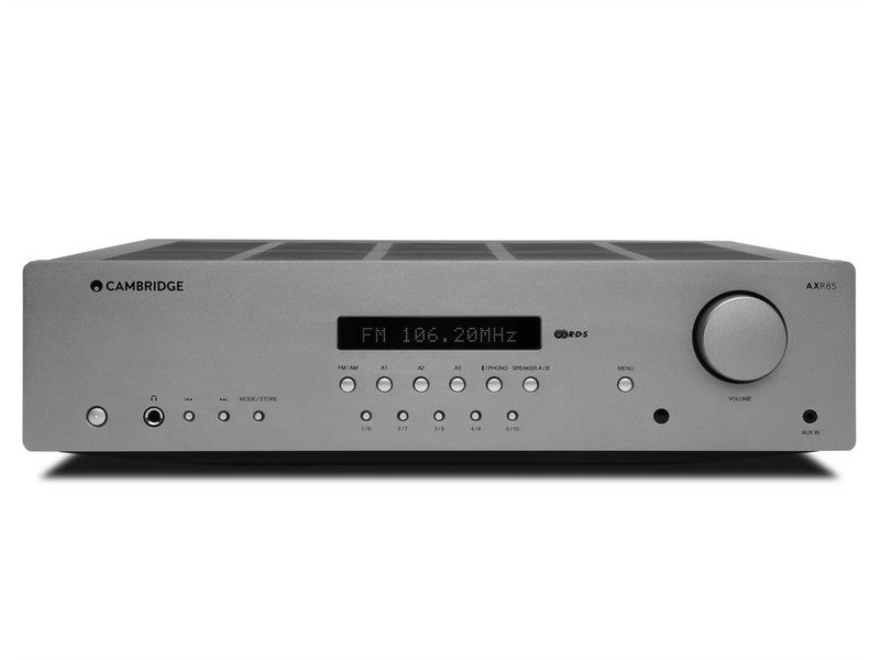 AXR85 FM/AM STEREO RECEIVER Luna Grey