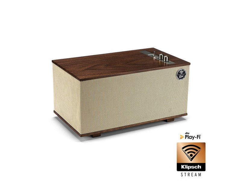 The Capitol Three Special Edition Tabletop Stereo System Blonde
