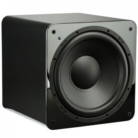SB-1000 Ultra Compact Sealed Subwoofer - Gloss Black