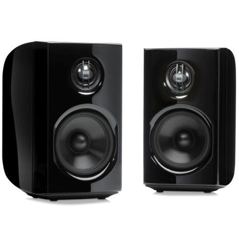 D 8020 Compact 2-way Speaker Pair