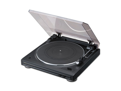 DP-29F Fully Automatic Turntable Black