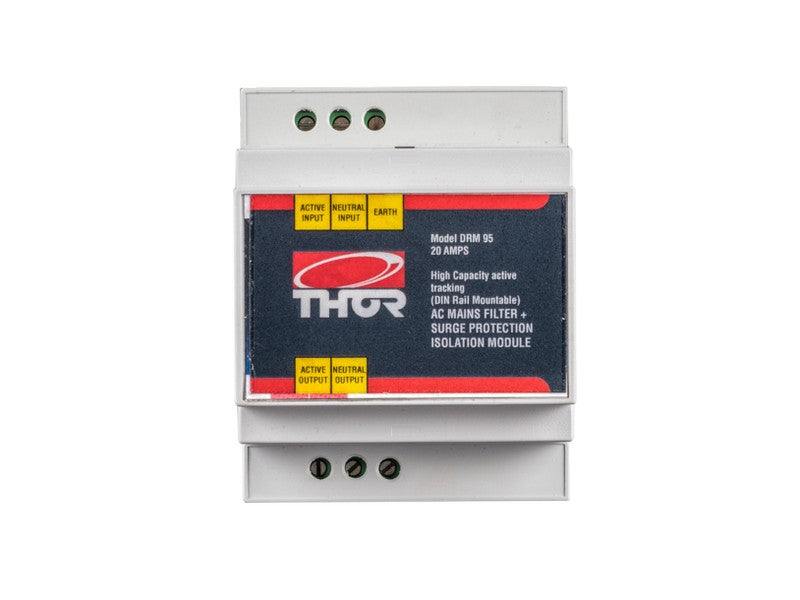 DRM95-20A High Capacity AC Mains Filtered Protection