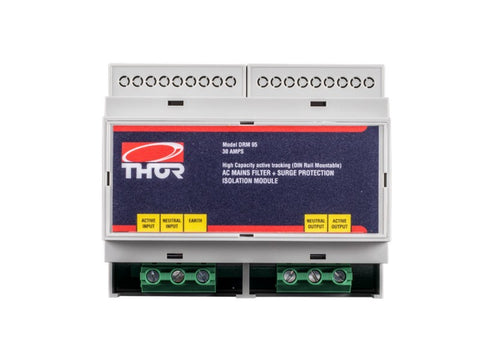 DRM95-30A High Capacity AC Mains Filtered Protection