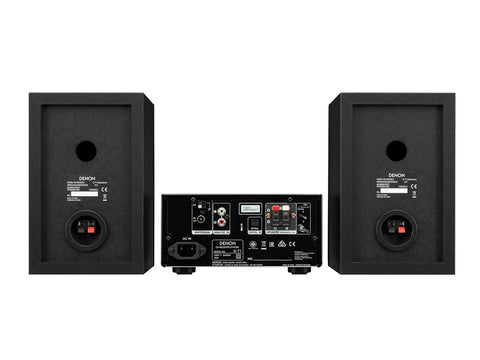 DT1 Hi-Fi Mini System with CD and Bluetooth