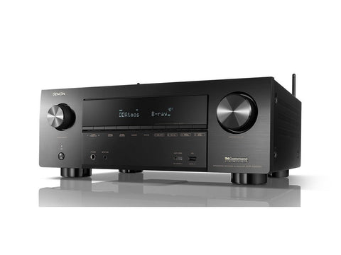 AVRX3600 9.2ch 4K AV Receiver with 3D Audio and HEOS Built-in