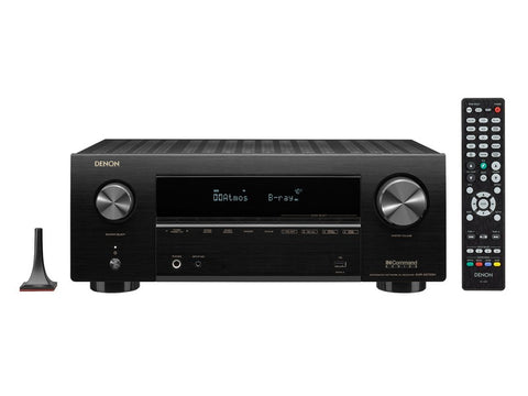 AVRX2700 7.2ch 8K AV Receiver 3D Audio Voice Control HEOS Built-in