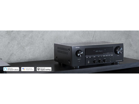 DRA-800 Stereo Network Receiver Amplifier-Order now for November Availability