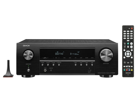 AVRS650B 5.2 Channel AV Receiver with HEOS Built-in