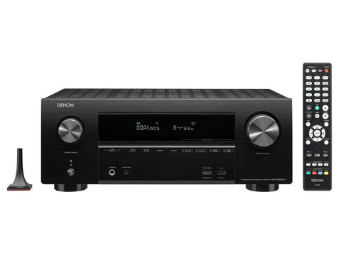 AVRX2600 7.2ch 4K Ultra HD AV Receiver