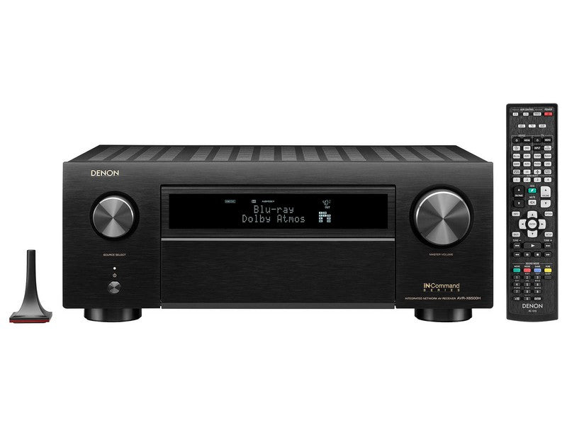 AVRX6500 11.2 Ch. 4K AV Receiver with 3D Audio and Amazon Alexa Voice Control