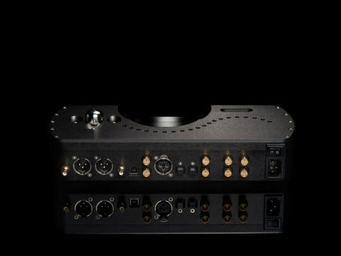 DAVE Reference Grade DAC Digital Preamp Headphone Amplifier BLACK
