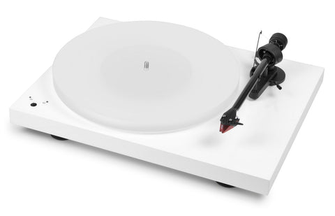 Debut Carbon Esprit SB GLOSS WHITE Turntable with Ortofon 2M Red Cartridge