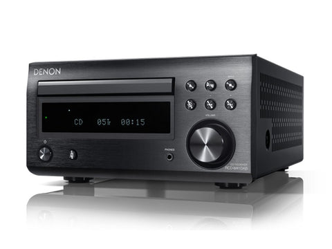 RCDM41DAB DAB+ Mini Component Audio System Excluding Speakers