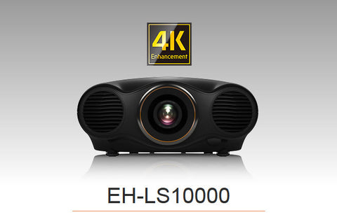 EH-LS10000 4K Laser Projector - Ex Display