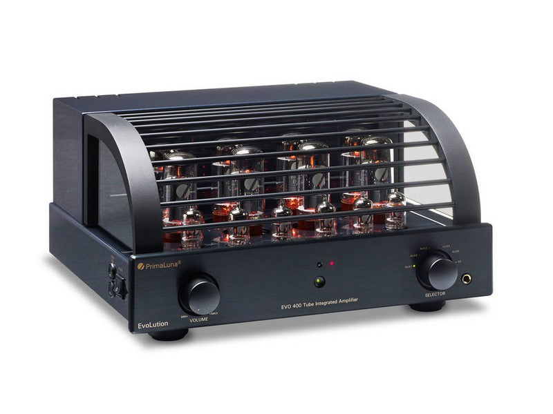 EVO 400 Tube Integrated Amplifier (EL34) Black
