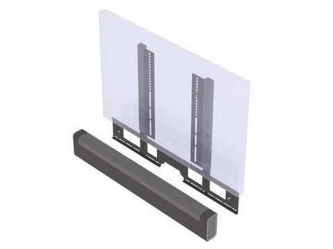 TV Bracket Attachment for Sonos PLAYBAR Black