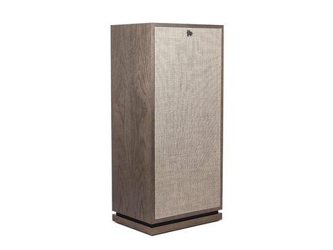 FORTE III Heritage Floorstanding Speakers Pair - Distressed Oak