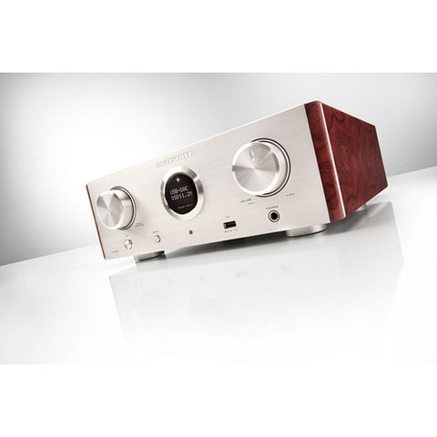HD-AMP1 Integrated Amplifier with DAC