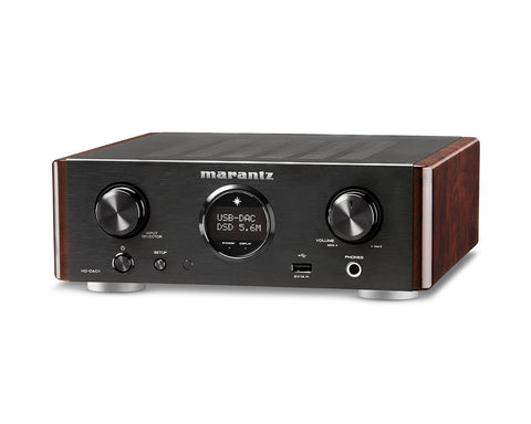 HD-DAC1 Headphone Amplifier DAC Preamplifier