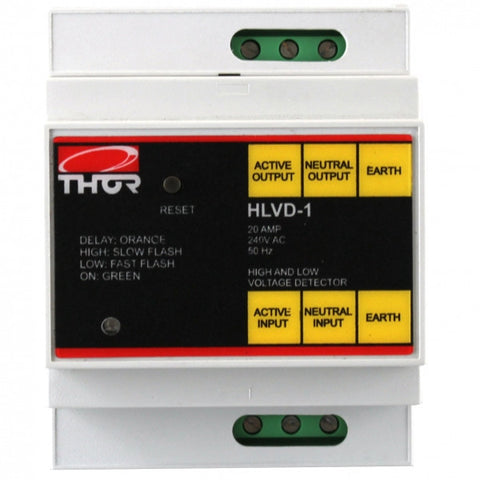 Hard Wired HLVD/DRM95 - 20 Amp