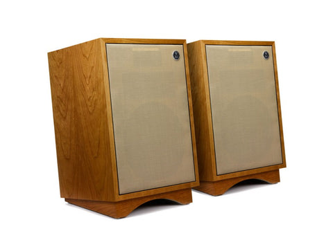 Heresy III Capitol Record Special Edition Floorstanding Speaker Pair Blonde