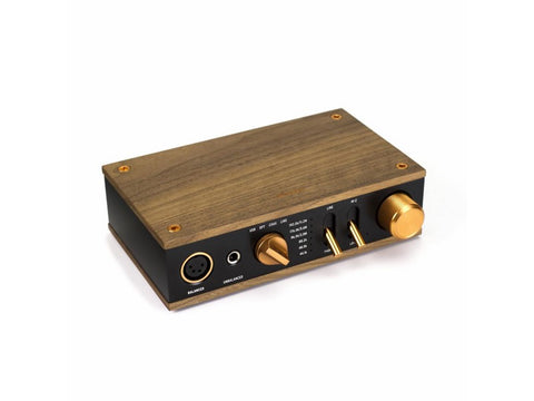 Heritage Headphone Amplifier WALNUT - Available September