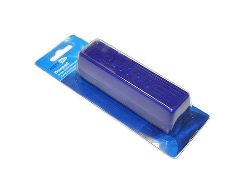 Duopad Vinyl Record CD or DVD Cleaning Pad BLUE