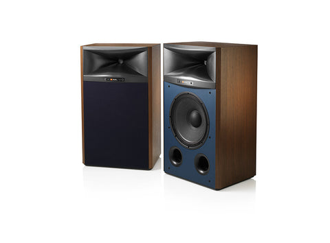 4367 Floorstanding Speakers - Walnut Veneer - Floor-stock