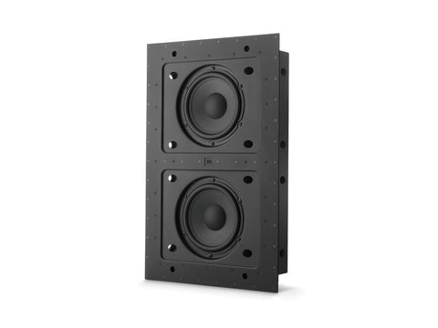 "SSW-4 Dual 8"" (200mm) In-wall Passive Subwoofer Each"