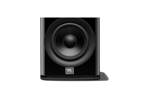 "HDI-1600 2-way 6.5"" Bookshelf Loudspeaker Black Gloss Pair"