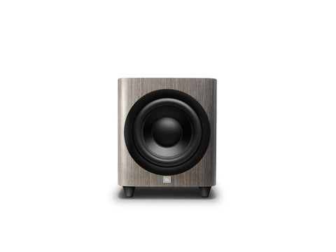 HDI-1200P Active Subwoofer Grey Oak Each