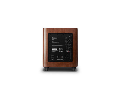 HDI-1200P Active Subwoofer Walnut Each