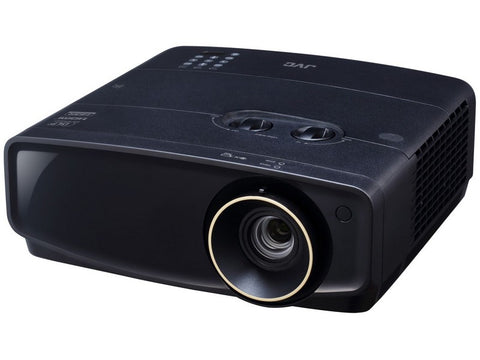 LX-UH1B 4K DLP Cinema Projector with HDR Black