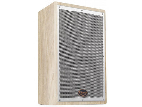 "KI-262-SMA-II Trapezoidal 12"" 2-way Raw Birch Speaker Each"