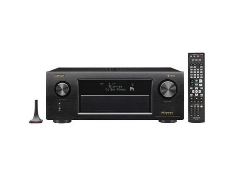 Smart Music Pack2 Denon AVR-X4400 + HEOS 7 + Echo Dot