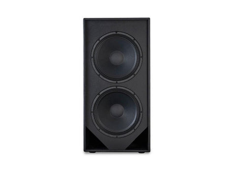 "KPT-684-SMA Dual 18"" Subwoofer Black Each"